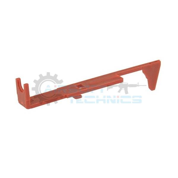 Tappet plate policarbonat M4/M16 Black Wolf FBP1732 (2)
