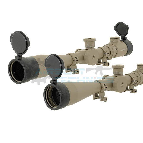 Parasolar luneta anti-reflex 50mm negru Aim-O AO 5322-BK (5)