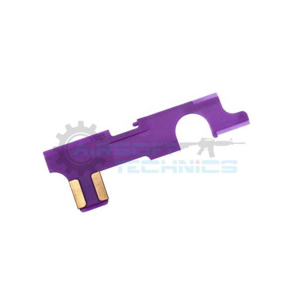 Placa selector tir V2 SHS SHS-08-009568-00 (1)